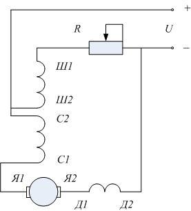 принципиальная схема экг
